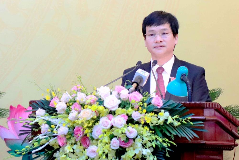 Đồng chí Nguyễn Doãn Hoàn tái đắc cử Bí thư Đảng uỷ Khối các cơ quan thành phố Hà Nội