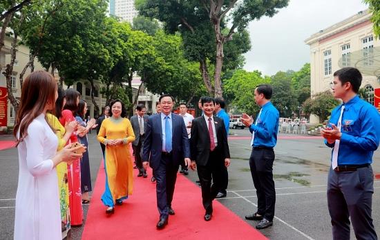 Trực tuyến hình ảnh: Đại hội Đại biểu Đảng bộ Khối các cơ quan thành phố Hà Nội lần thứ XIII, nhiệm kỳ 2020 - 2025