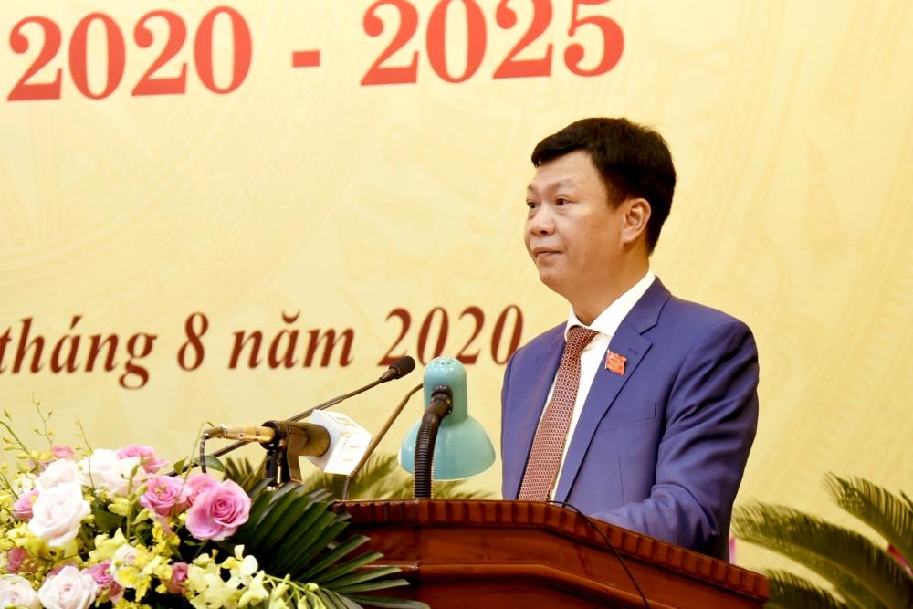 truc tuyen hinh anh dai hoi dai bieu dang bo khoi cac co quan thanh pho ha noi lan thu xiii nhiem ky 2020 2025