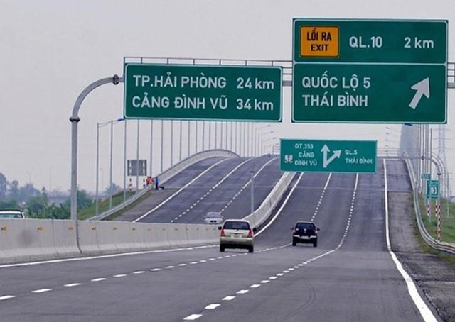 Từ 11/8/2020, cao tốc Hà Nội – Hải Phòng sẽ thu phí tự động không dừng