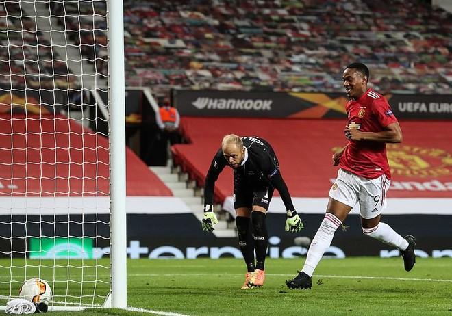 Man Utd 2-1 LASK: