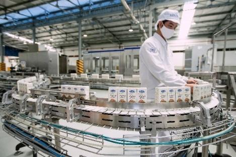 Giá trị thương hiệu Vinamilk được định giá hơn 2,4 tỷ USD, chiếm 20% tổng giá trị của 50 thương hiệu dẫn đầu Việt Nam 2020