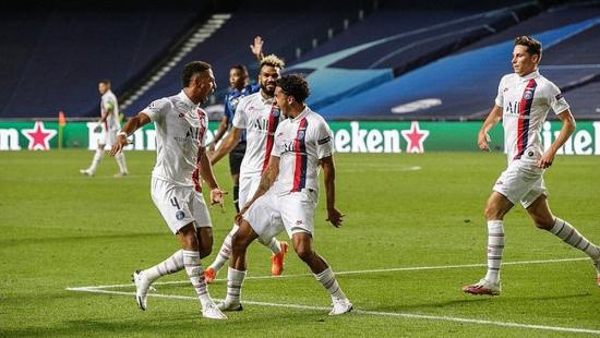 Atalanta 1-2 PSG: 3 phút ghi hai bàn, Neymar và đồng đội ngược dòng vào bán kết
