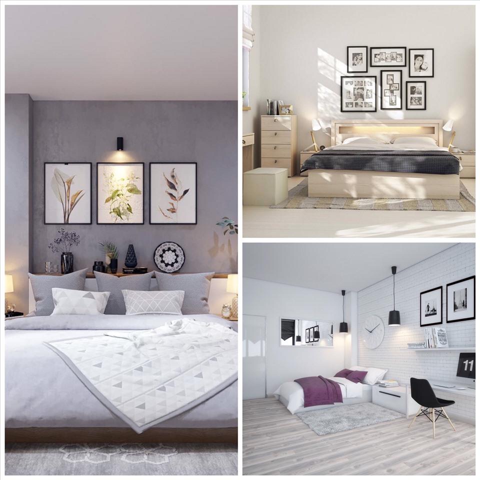 Những thiết kế phòng ngủ