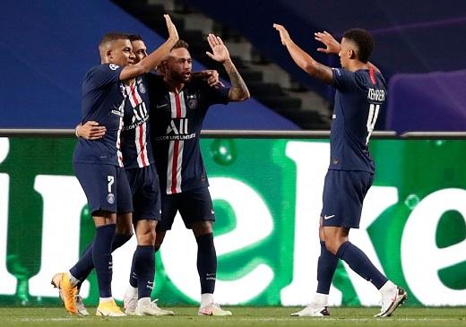 RB Leipzig 0-3 PSG: Kinh đô Paris mở hội