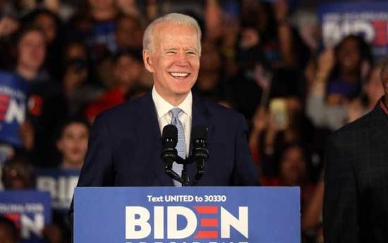 Bầu cử Mỹ: ông Biden chính thức đại diện đảng Dân chủ ra tranh cử Tổng thống