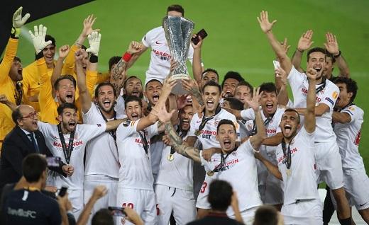 Sevilla 3-2 Inter Milan: Nhà vua đích thực