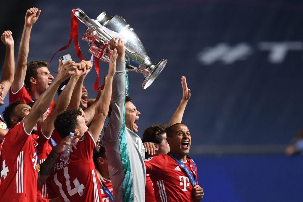 PSG 0-1 Bayern Munich:
