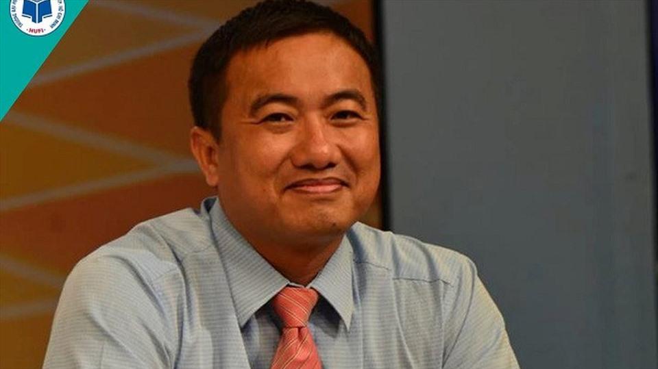 Thạc sĩ Phạm Thái Sơn dự đoán điểm chuẩn có thể tăng cao nhất tới 5 điểm. Ảnh: NVCC
