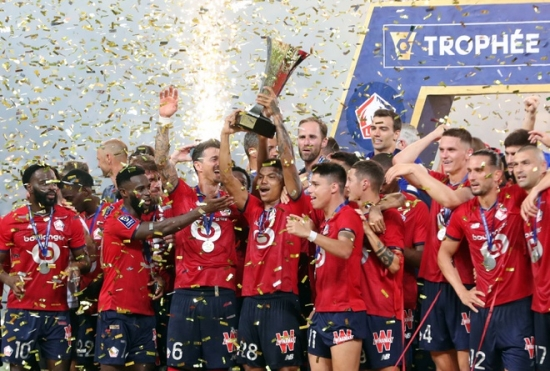 PSG đứt mạch vô địch Siêu cúp Pháp