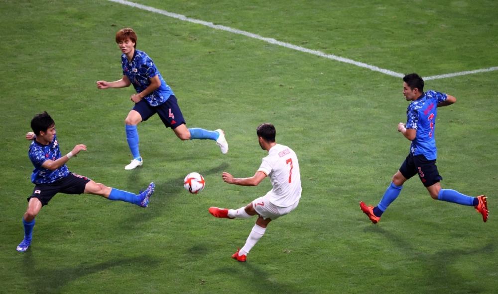Asensio lập siêu phẩm, Tây Ban Nha gặp Brazil ở chung kết môn bóng đá nam Olympic 2020