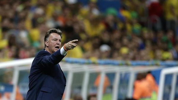 Louis Van Gaal tái hợp với đội tuyển Hà Lan