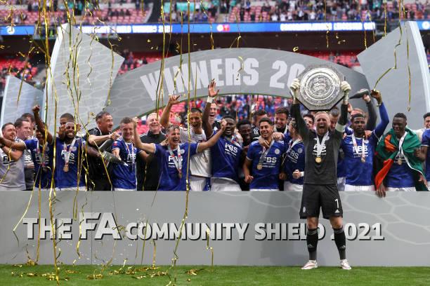 """Leicester 1-0 Man City: """"Bầy cáo"""" giành Siêu cúp Anh"""