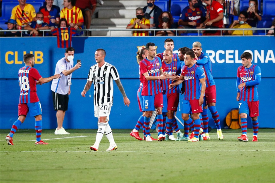 Barcelona đoạt cúp Joan Gamper trong ngày chia tay Messi