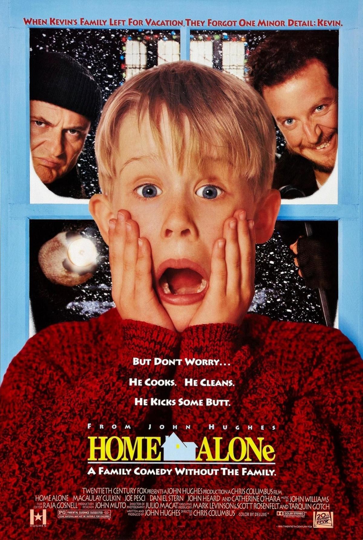 Loạt phimnày từng đưa Macaulay Culkin trở thành ngôi sao nhí nổi tiếng nhất Hollywood.