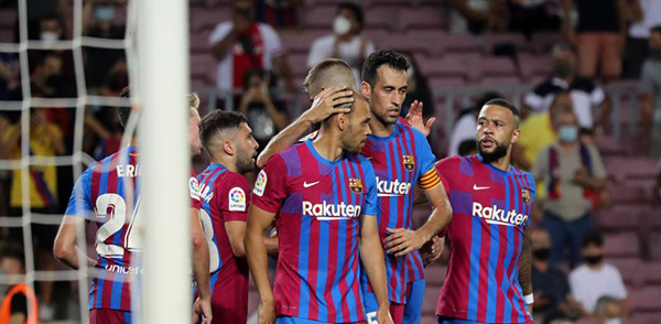 Sau vòng 1 La Liga: