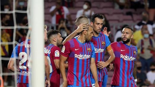 """Sau vòng 1 La Liga: """"Đại gia"""" toàn thắng"""