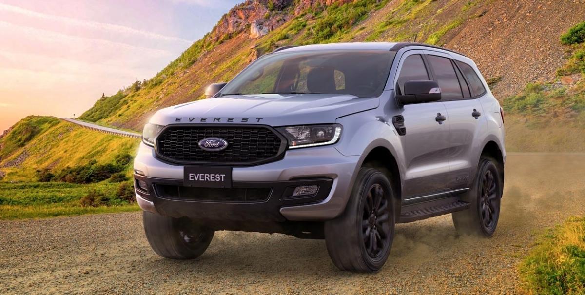 Ford Việt Nam đang phân phối dòng xe nhập khẩu: Everest và Explorer