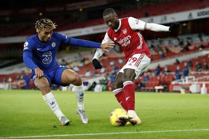 Arsenal - Chelsea: Thêm một lần vấp ngã