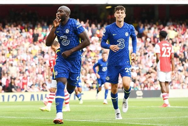 Arsenal 0-2 Chelsea: Lukaku ra mắt hoàn hảo