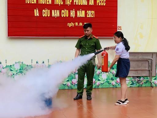 Sẽ dạy kỹ năng phòng cháy chữa cháy từ bậc mầm non