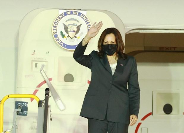 Phó Tổng thống Hoa Kỳ bắt đầu thăm chính thức Việt Nam