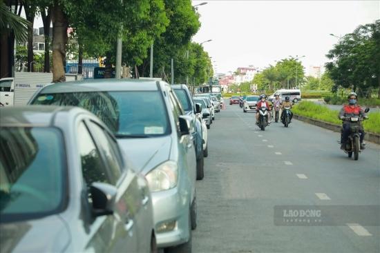 Mức phạt hành chính đối với hành vi vượt xe không đúng quy định