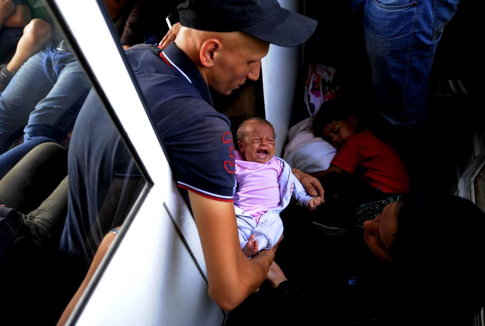 tị nạn, Syria, di cư, nhập cư, châu Âu, trẻ em, khốn khổ, cha mẹ