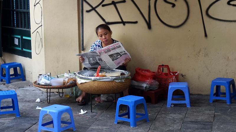 Báo giấy, báo mạng, điện tử, Thủ đô