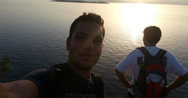 di dân, biển, bơi, Hy Lạp, Syria