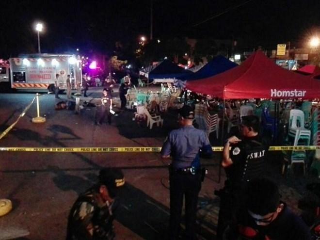 Ít nhất 12 người thiệt mạng trong vụ nổ kinh hoàng ở Philippines