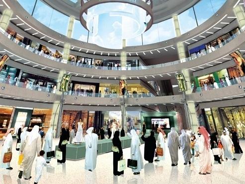 Ghé thăm thiên đường mua sắm Dubai