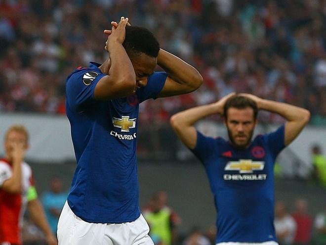 Kết quả Europa League: M.U bại trận, Serie A gây thất vọng