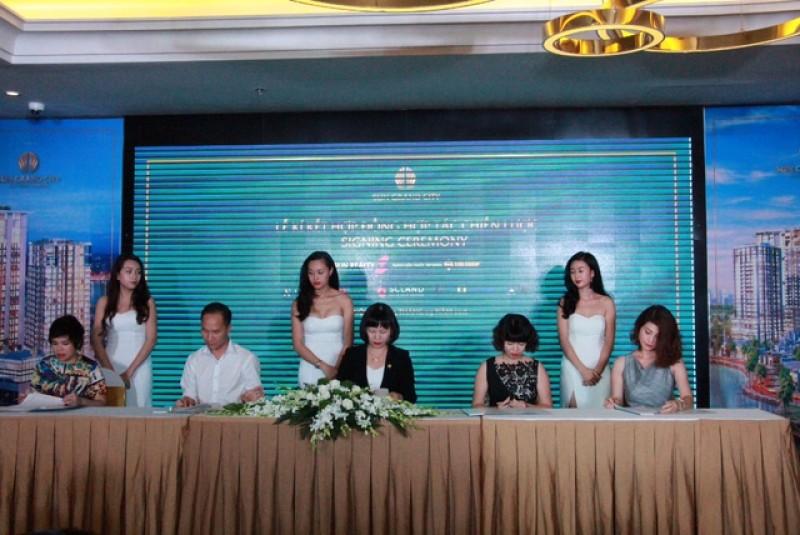 Lộ diện các nhà thầu dự án Sun Grand City Thụy Khuê Residence