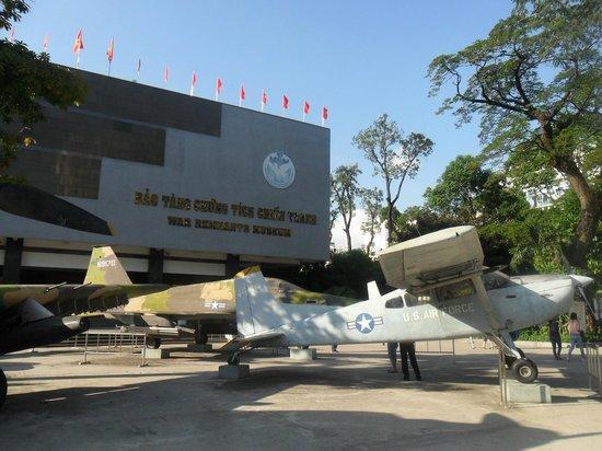 Bảo tàng Chứng tích Chiến tranh lọt top bảo tàng đẹp nhất thế giới