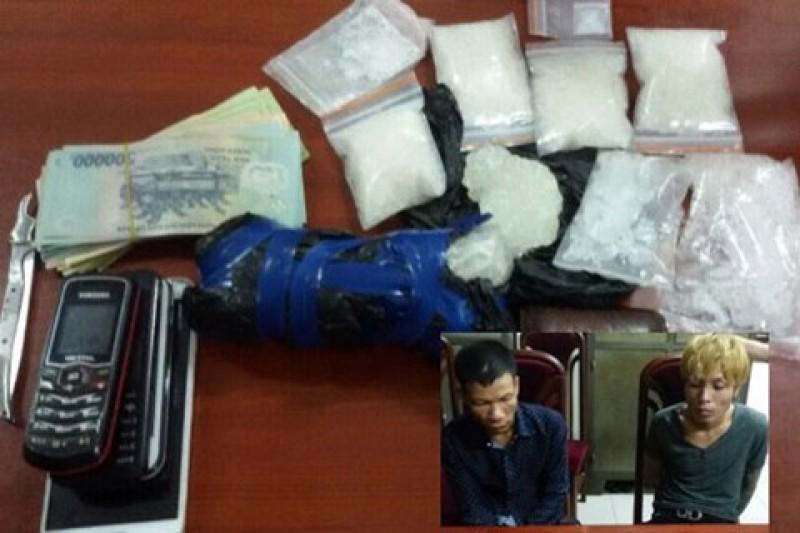 Liên tiếp bắt giữ tội phạm ma túy