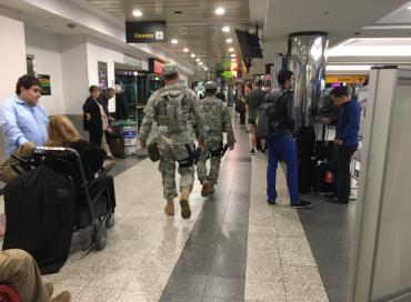 Mỹ: Sân bay ở New York bị sơ tán do phương tiện khả nghi