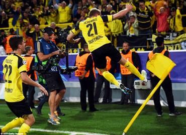 Kết quả Champions League: Real mất điểm phút cuối