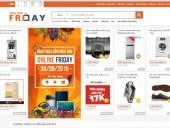 Gần 61.300 sản phẩm khuyến mãi trong Ngày Online Friday