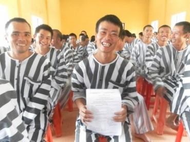 Triển khai đề án thực hiện tha tù trước thời hạn có điều kiện