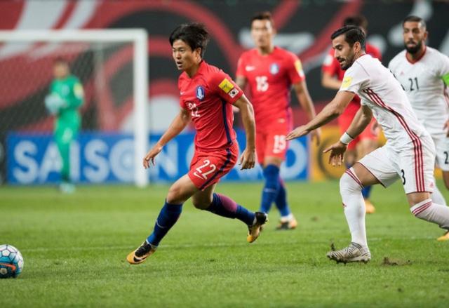 Hàn Quốc lách qua khe cửa hẹp, Úc ngậm ngùi đá play-off