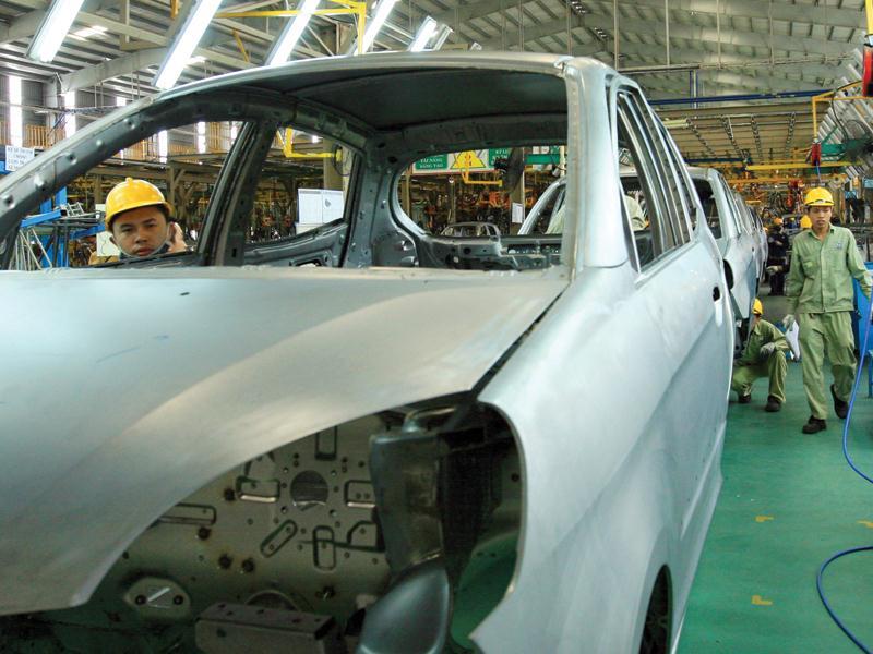 Công nghiệp ô tô chờ cơ hội cuối