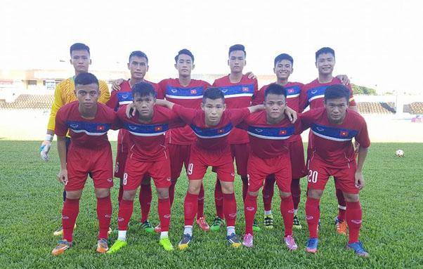 U18 Việt Nam 'dội mưa gôn' vào lưới U18 Brunei