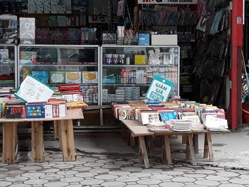 Năm học mới: Hoa mắt sách giả - sách thật