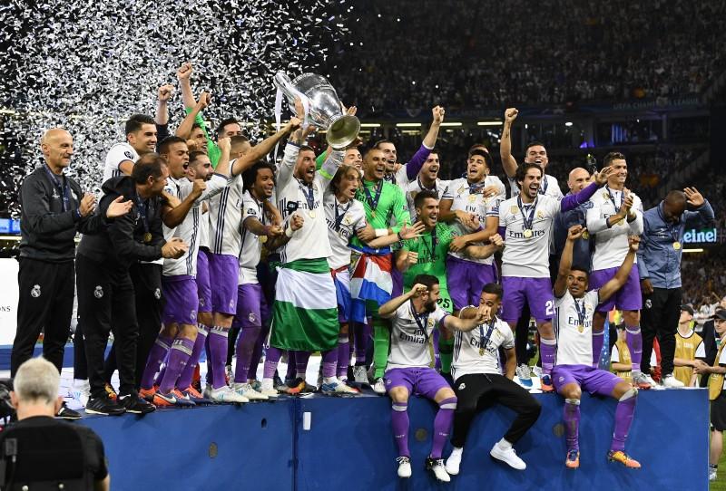 Khởi tranh Champions League 2017-2018: Cuộc chiến vương quyền