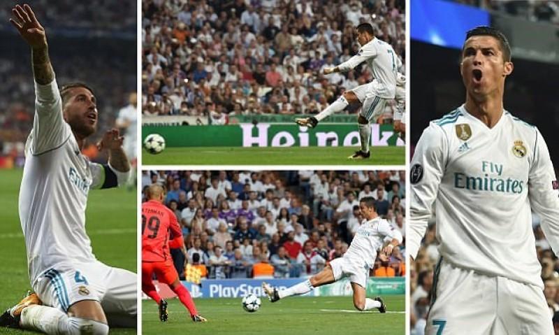 Real Madrid giải hạn, Tottenham, Man City đại thắng