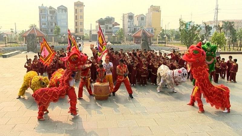 Tết Trung Thu và hoạt động văn hóa múa Lân của người Hà Nội