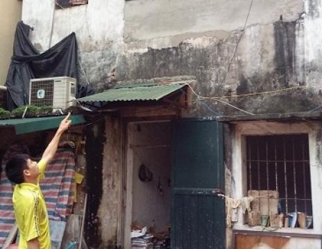 Sẽ xử lý dứt điểm vi phạm trật tự xây dựng ở phường Hàng Bạc