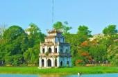 Tháp Rùa hồ Gươm
