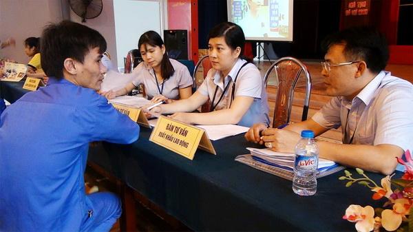 Đề xuất 3 hạng viên chức tư vấn viên dịch vụ việc làm